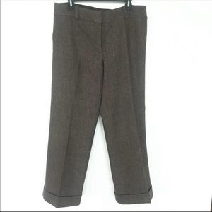 DNKY Wide Leg Pleated City Plaza Pant 12
